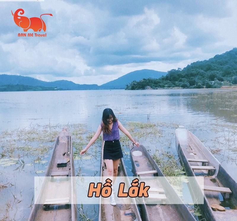 TOUR BUÔN MA THUỘT - HỒ LAK 1 Ngày
